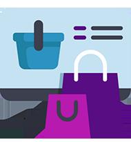 طراحی وب سایت فروشگاهی آیکن